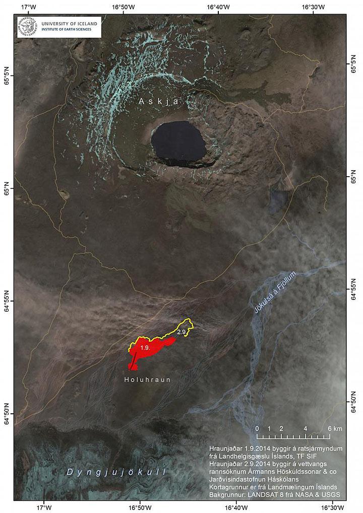 140903 Karte Lava hrauninb
