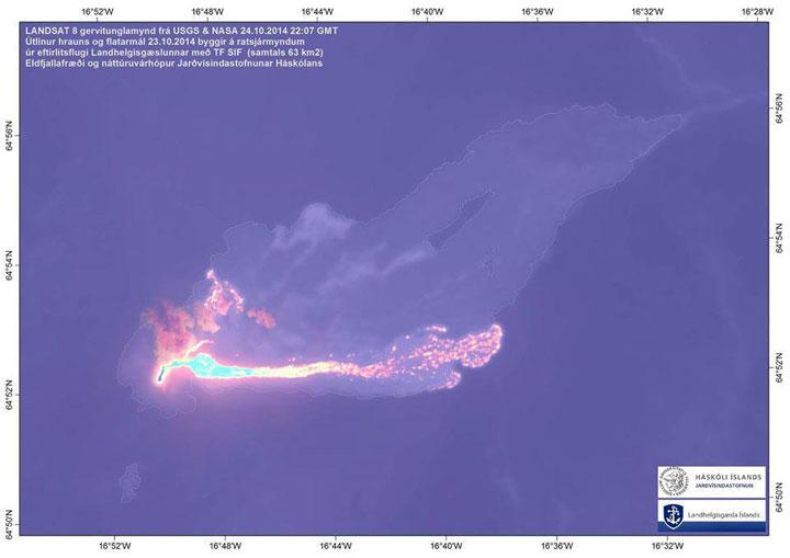 141026 Landsat8 holuhraun