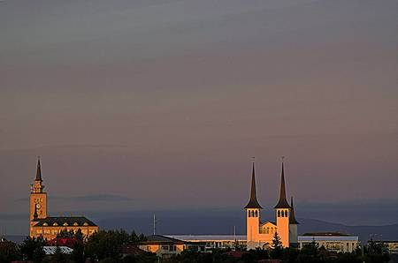 abendlicht-reykjavik