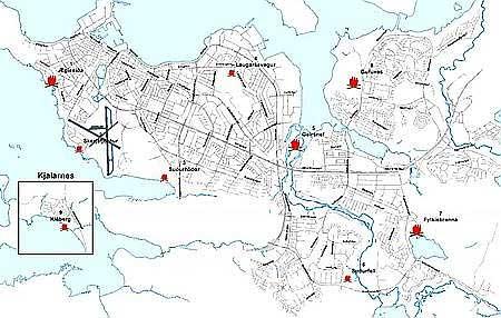 brennur map2011