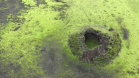 Island 14 Krater