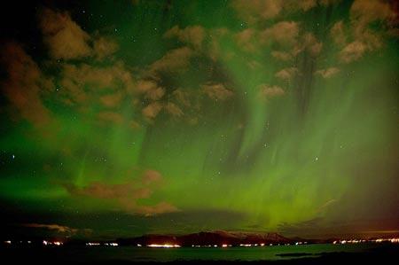 Nordlicht Seltjarnarnes 3