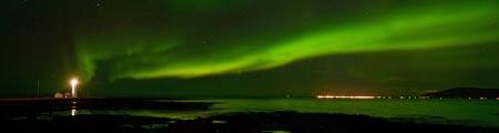 Nordlicht Seltjarnarnes 5