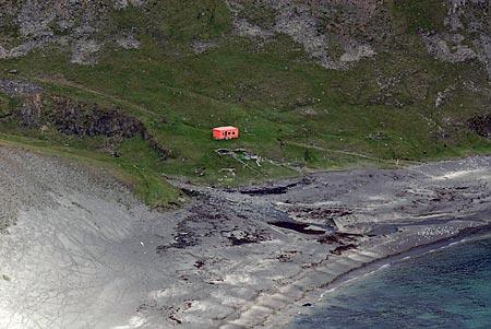 nothuette westfjorde