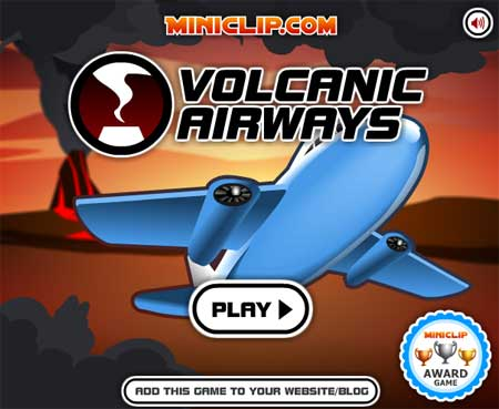 volcanic airlines