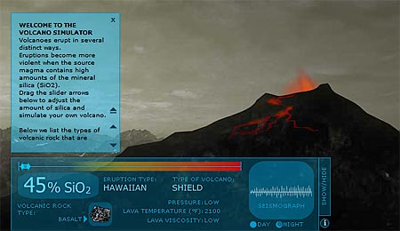 vulkansimulator